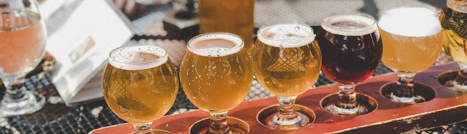 cheryl cade beer tasting